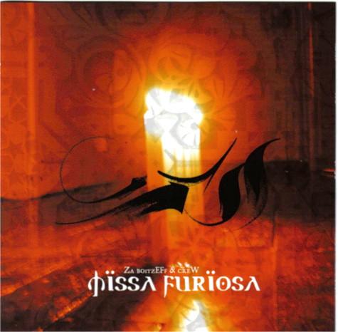 ZABOITZEFF & CREW : Missa Furiosa, ou Vers la transe cléricale