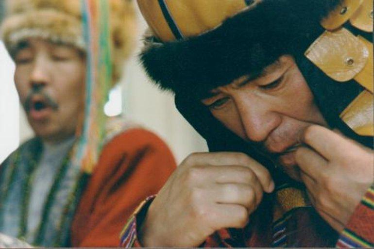 BOLOT BAIRYSHEV et NOHON SHUMAROV : Les Chamanes de l'Altaï