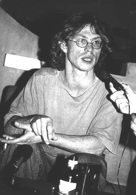 Denis FRAJERMAN – PALO ALTO solo