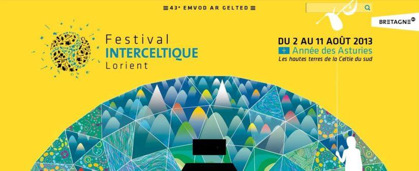 XERA, les Asturies et la « différence »  au Festival interceltique de Lorient 2013