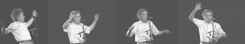 Live en vrai : l'Albert revient ! Albert MARCŒUR au Festival Musique Action 2004