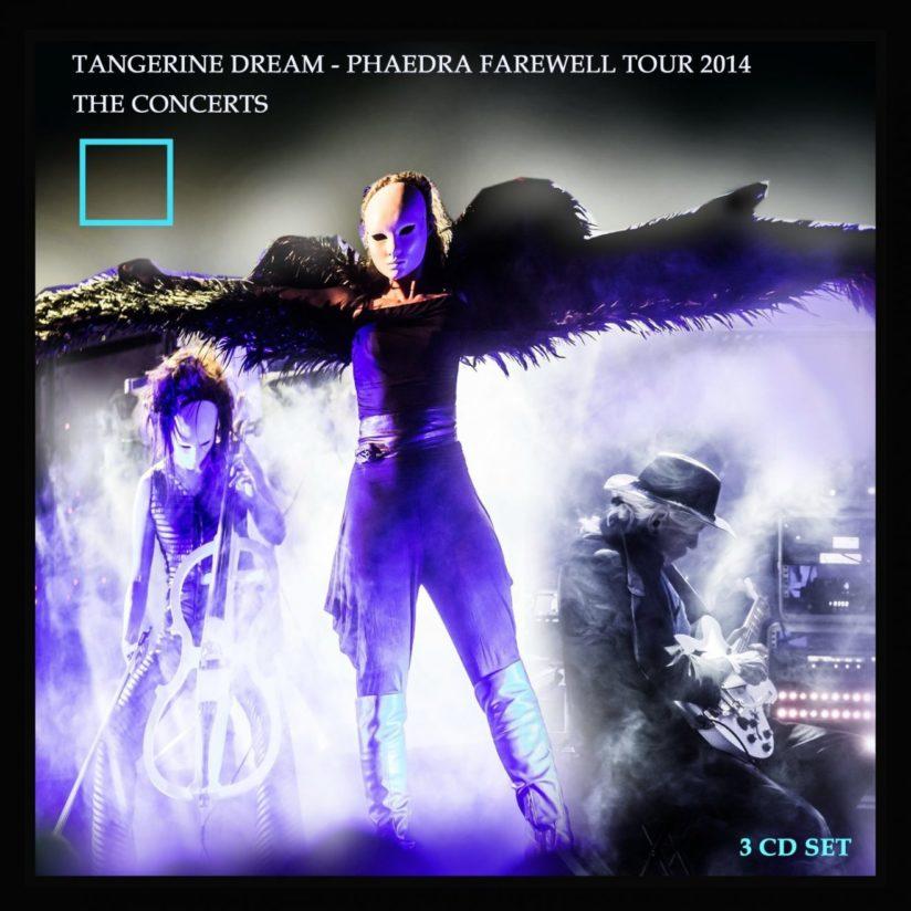 TANGERINE DREAM – Phaedra Farewell Tour 2014 – The Concerts