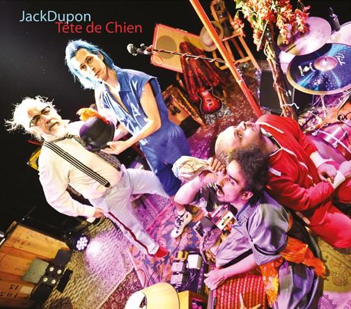 JACK DUPON – Tête de chien (CD) – Les Ronfleurs dorment (DVD)