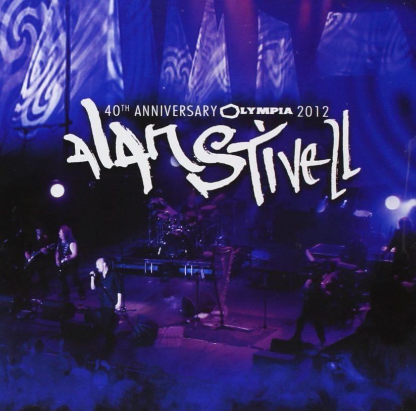 Alan STIVELL – Olympia 2012 (CD + DVD)