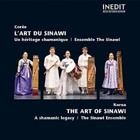 Corée – L'Art du sinawi, un héritage chamanique – Ensemble THE SINAWI