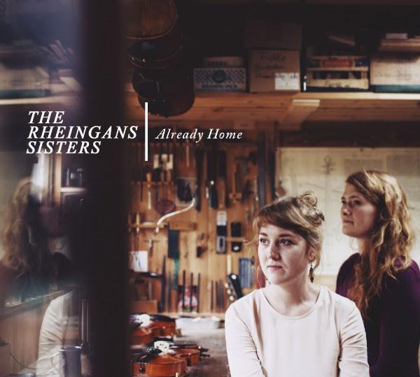 THE RHEINGANS SISTERS – Already Home