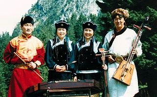 Ensemble TUMBASH – Mongolian Impressions : Ayalguu (Vol. 1) – Höömij (Vol. 2) – Urtyn Düü (VOl. 3)
