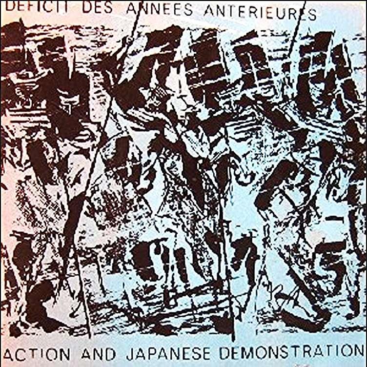 DÉFICIT DES ANNÉES ANTÉRIEURES (DDAA) – Action and Japanese Demonstration