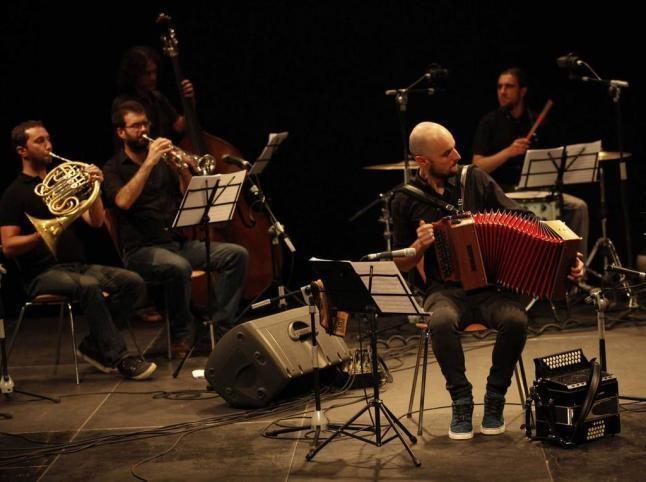 Festival Interceltique de Lorient 2016 (2) : Marcos GARCIA – Errai