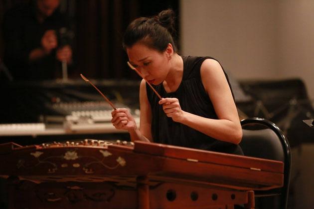 Yaping WANG : Musiques pour une pierre précieuse