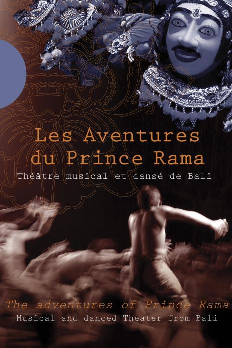 Théâtre musical et dansé de Bali : Les Aventures du Prince Rama
