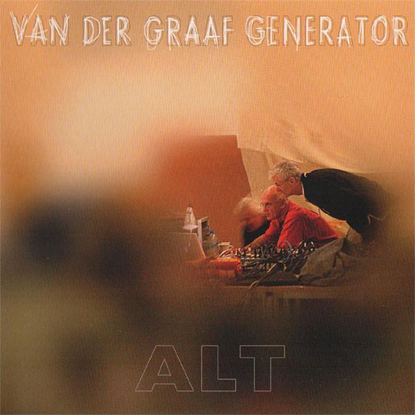VAN DER GRAAF GENERATOR – Alt