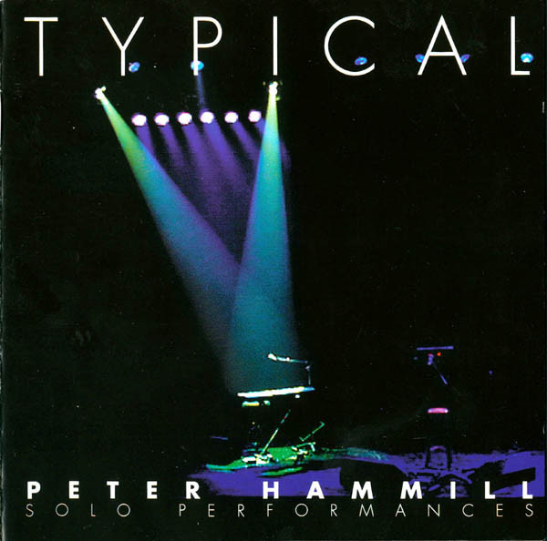 Peter HAMMILL – Typical