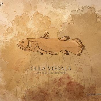 OLLA VOGALA – Live in de Sint-Baafsabdij