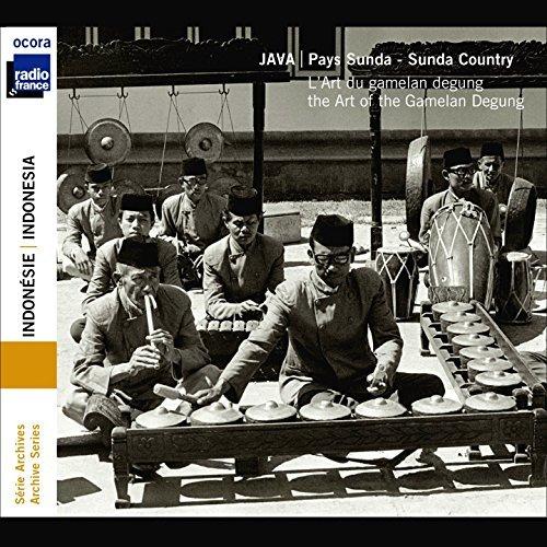 Indonésie – Java / Pays Sunda : L'Art du gamelan Degung