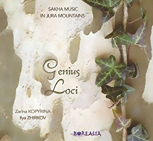 Zarina KOPYRINA & Ilya ZHIRKOV – Genius Loci (Sakha Music in Jura Mountains)