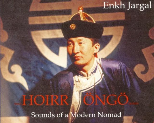 ENKHJARGAL – Hoirr Öngö / Two Homes (Sounds of a Modern Nomad)