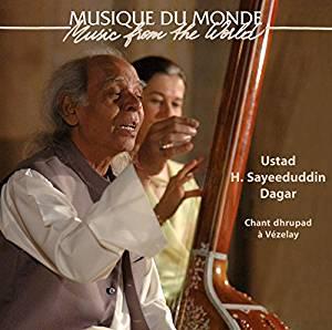 Ustad H. Sayeeduddin DAGAR – Chant dhrupad à Vézelay