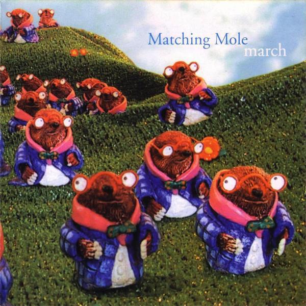 MATCHING MOLE – March