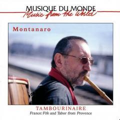 MONTANARO – Tambourinaire