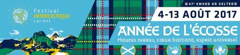 Festival Interceltique de Lorient 2017 – Année de l'Écosse