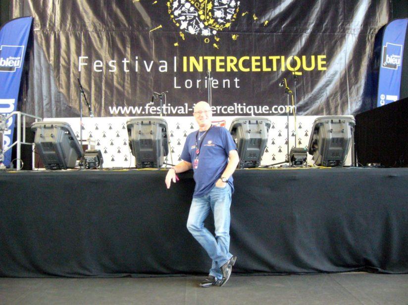 Festival Interceltique de Lorient 2017 : Salle Carnot – Entretien avec Jean-Michel LEIGNEL