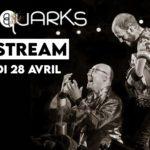 Antiquarks ● Live stream Ô Totem Live // Rillieux-La-Pape