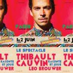 Thibault Cauvin raconte et joue Leo Brouwer — Première de la tournée !